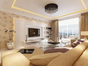 90平米三室一厅一厨一卫装修效果图,10万装修90平米三室一厅装修效果图