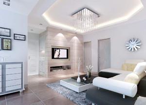 家装客厅吊顶设计效果图,家装客厅主题设计效果图