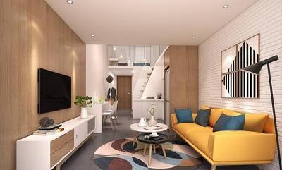 90平米的三室一厅怎么装修,简单90平米三室一厅装修效果图