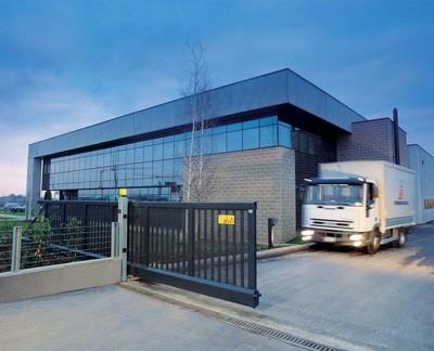 工厂大门口的设计效果图,最新工厂大门大理石设计效果图