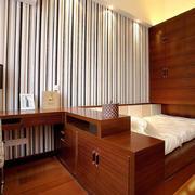 卧室中式榻榻米80平米装修