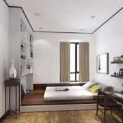 卧室中式榻榻米小户型装修