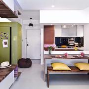 卧室现代玄关小户型装修
