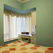 卧室现代书柜小户型装修
