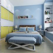 卧室现代床头柜小户型装修