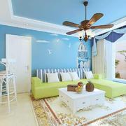 卧室现代沙发小户型装修