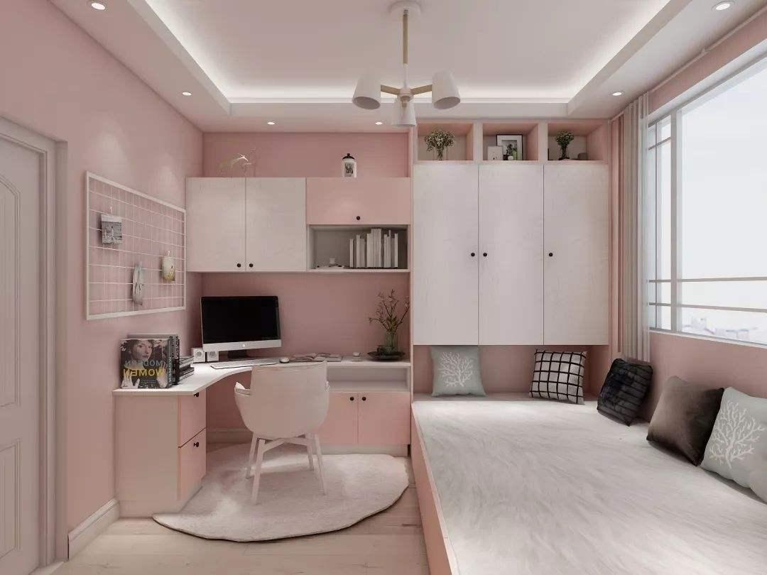 日式榻榻米小卧室装修效果图,小型榻榻米卧室装修效果