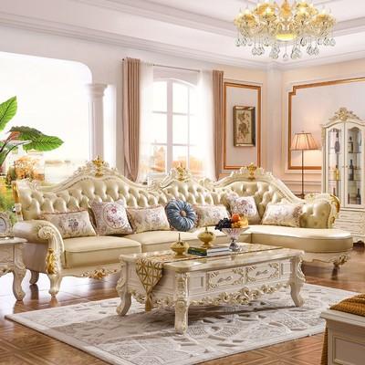 歐式小戶型客廳裝修效果圖,小戶型歐式客廳裝修效果圖欣賞