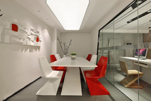 小型辦公室裝修方案,小型loft辦公室裝修