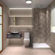 卧室现代浴室柜90平米装修
