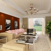 客厅现代家具小户型装修
