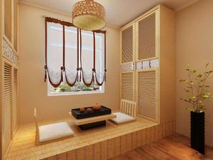 42平小户型榻榻米装修效果图,小户型日式榻榻米床装修效果图