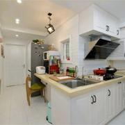 廚房現代家具小戶型裝修