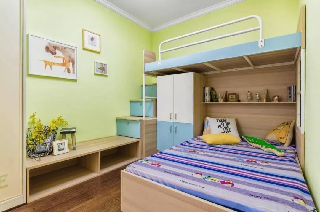 20平米小户型客厅装修效果图大全,交换空间20平米小图