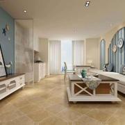 客廳現代家具100平米裝修