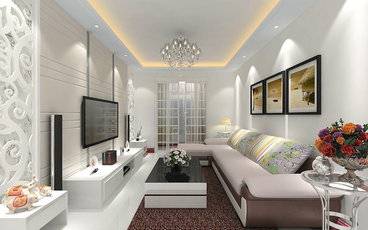 家居客厅吊顶装修效果图,家庭装修客厅吊顶效果图图片