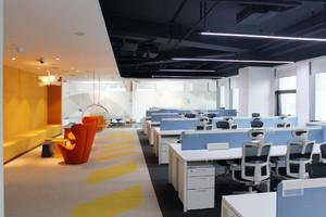 昆明互聯網辦公室裝修,互聯網科技辦公室裝修風格