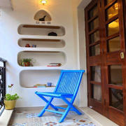 阳台现代家具90平米装修