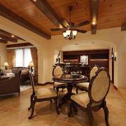 客厅新古典家具小户型装修