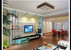 装修客厅设计效果图,客厅设计装修效果图大全