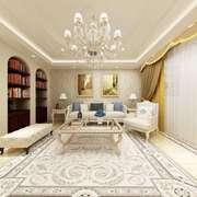 客厅欧式家具100平米装修