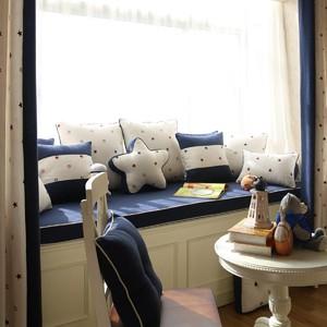 榻榻米阳台书房装修效果图,客厅阳台榻榻米装修效果图