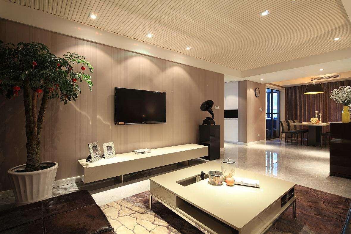 后现代风格的客厅装修效果图,后现代风格客厅装修效果