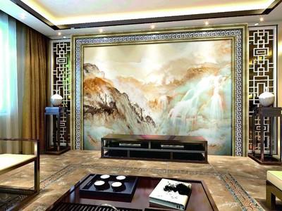客廳立面圖歐式效果圖,別墅客廳立面圖