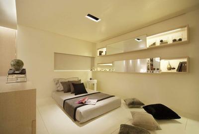 客厅榻榻米床装修效果图大全,6平方榻榻米床装修效果图