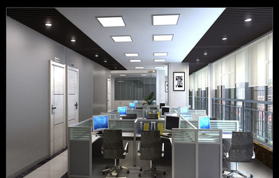 上海装修办公室背景墙,企业背景墙效果图