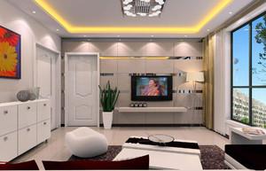 家里客厅装修实景图大全,家庭客厅射灯装修效果图