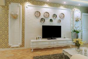 家装客厅墙面设计效果图,客厅电视墙设计装修效果图