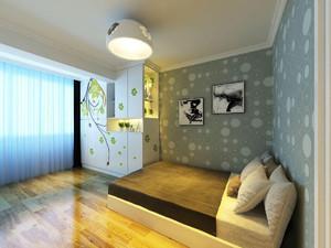 5平米榻榻米小卧室装修效果图,小户型卧室的阳台装修效果图欣赏