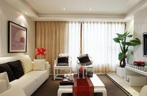 中式小户型家装效果图,70平米小户型家装设计效果图大全