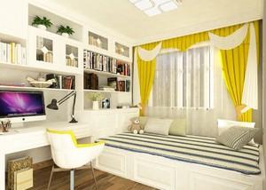小卧室儿童房榻榻米装修效果图,儿童房卧室榻榻米装修图片