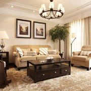 客厅欧式家具小户型装修