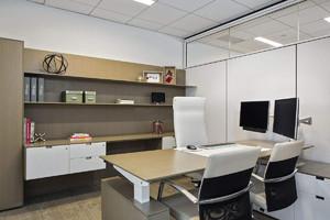 蘇州廠房辦公室裝修,辦公室吊頂裝修實景圖