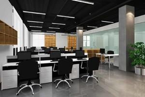 互聯網辦公室裝修圖片,互聯網金融辦公室裝修圖片素材