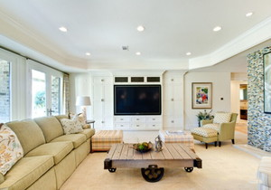 家装客厅隐形门设计效果图,客厅家装隐形门设计效果图大全