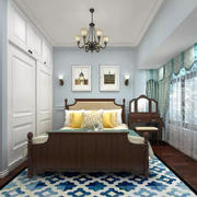 卧室现代家具90平米装修