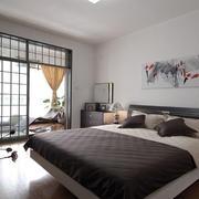 卧室中式家具90平米装修