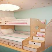 儿童房现代榻榻米90平米装修
