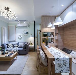 小户型欧式家装效果图大全,45平小户型家装效果图