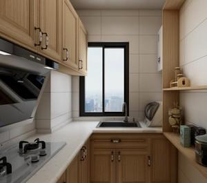 厨房客厅吧台隔断装修效果图大全2020图片