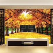 客厅简约电视墙大户型装修