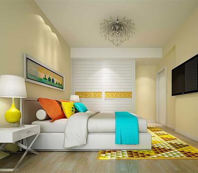 80平米房屋设计装修效果图大全集