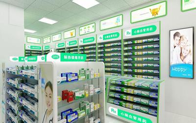 30平米的药店平面布局图