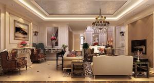 别墅欧式新古典装修风格