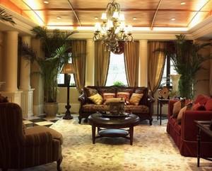 家装大客厅设计效果图大全