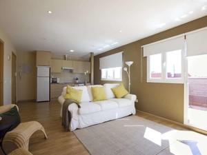 40平米一室公寓裝修效果圖